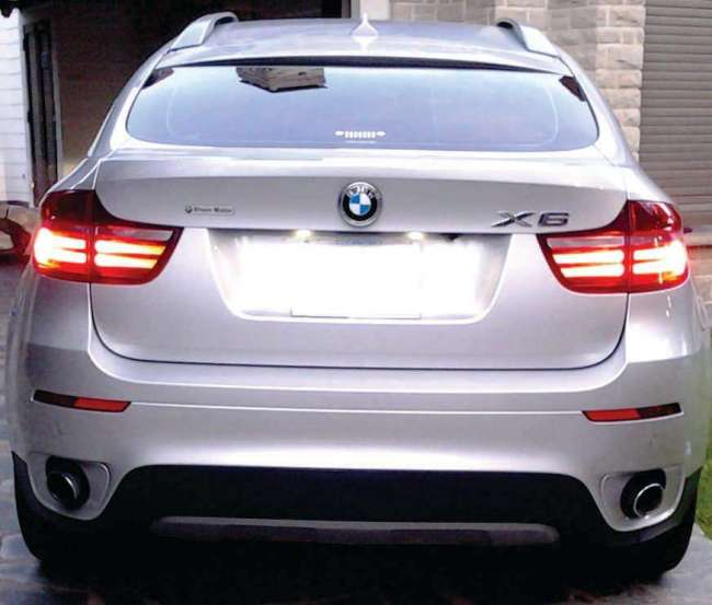 BMW X6 XDrive 35i IMPECABLE., Bahía Blanca